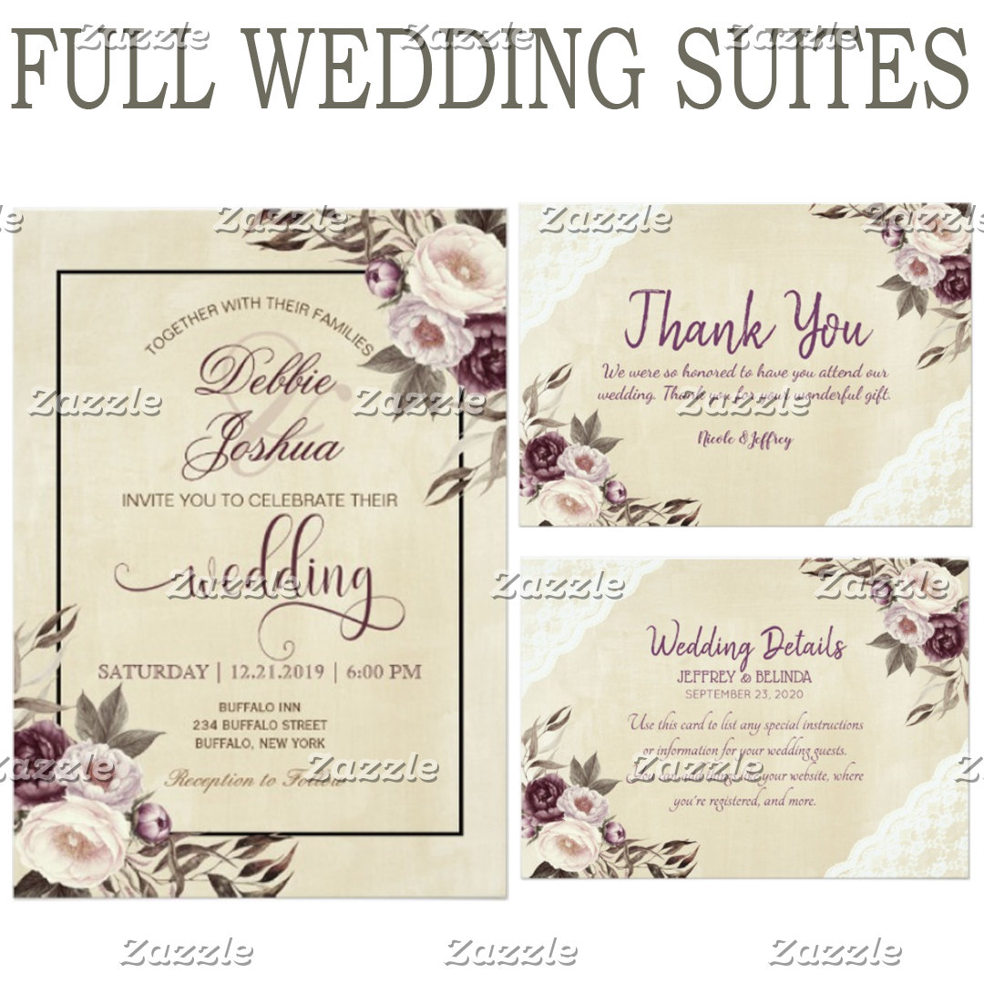 Full Wedding Suites