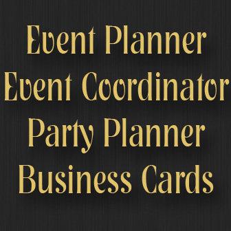 Event Planner Party Planner Wedding Planner