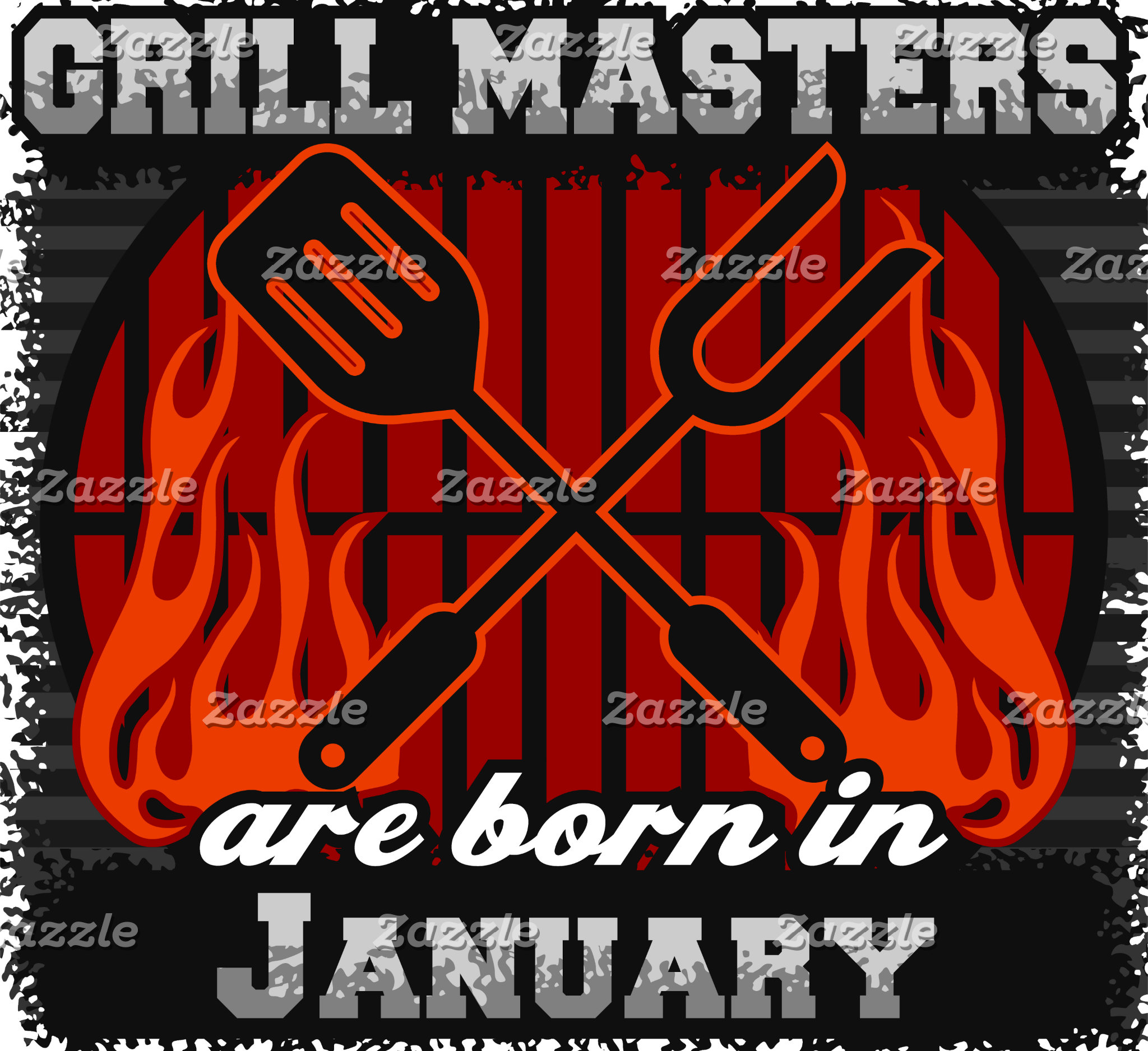 January - Grill Masters Are Born In