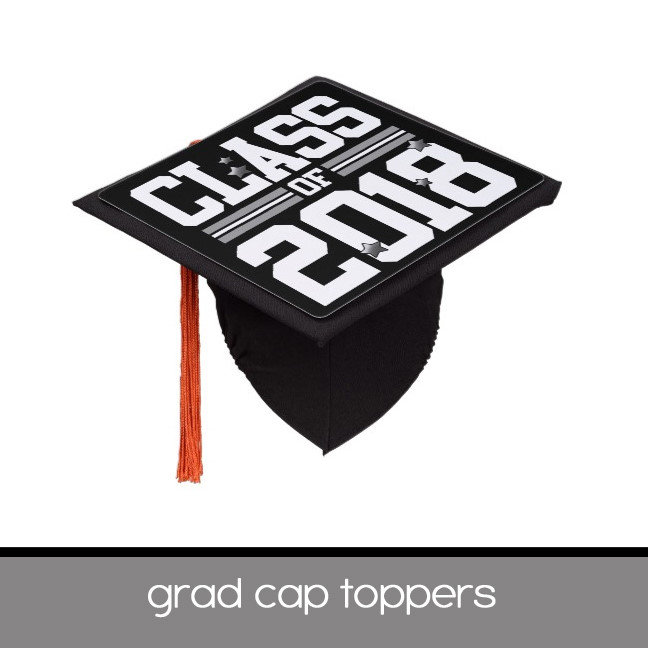 Grad Cap Topper