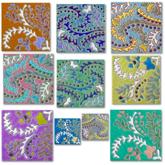 New Delhi Tile