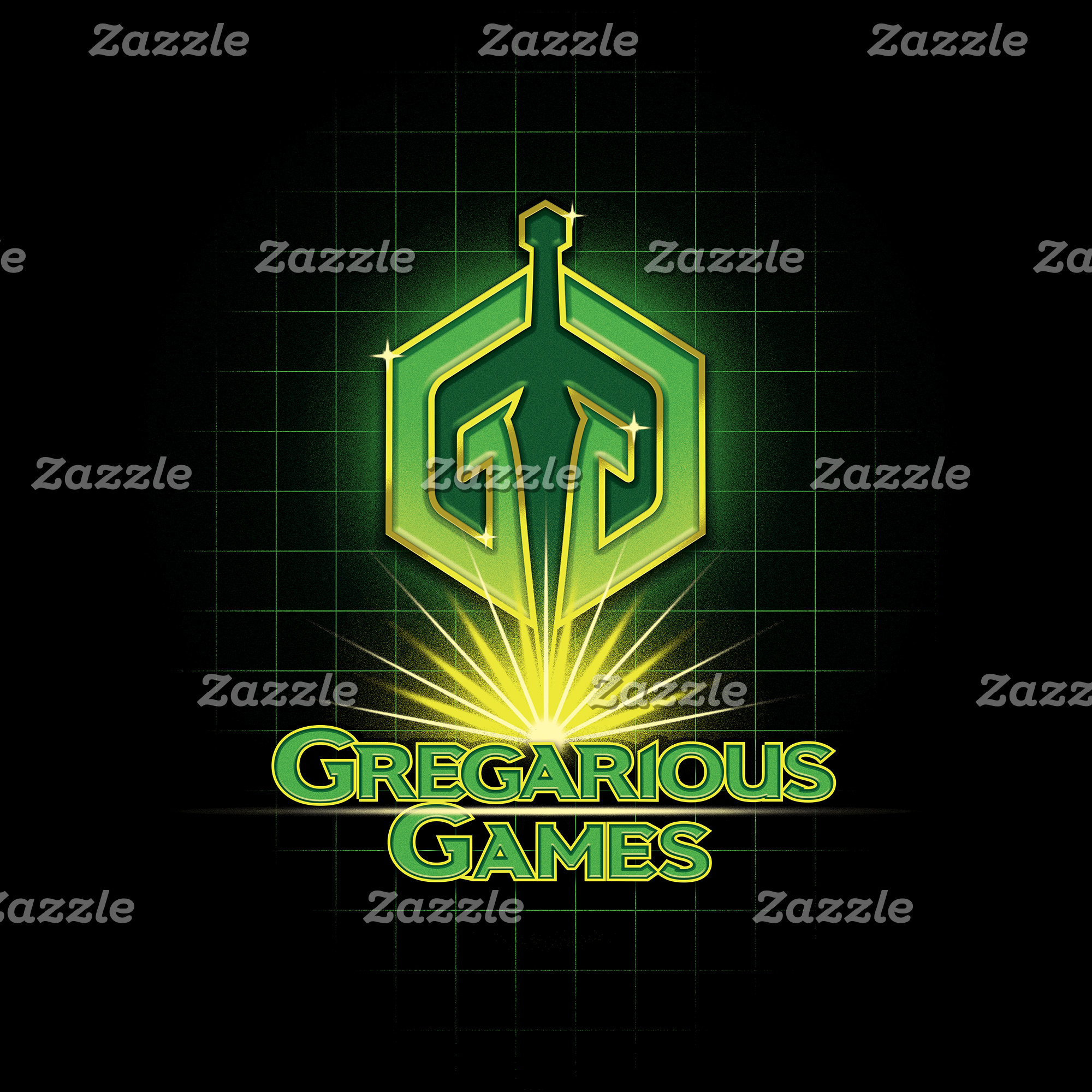 Gregarious Games Logo