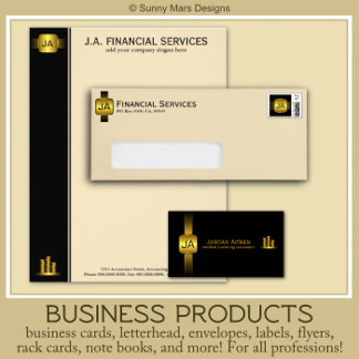 Business Stationery and Matching Products