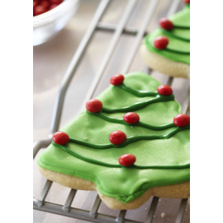 holiday cookies photography