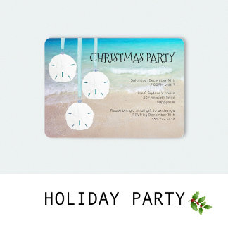 Holiday Parties