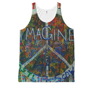 All-Over Print Unisex Tank Tops