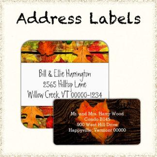 Address Labels
