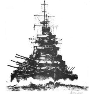 Bismarck Drawing
