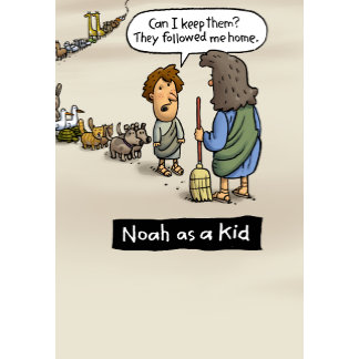 Noah as a Kid