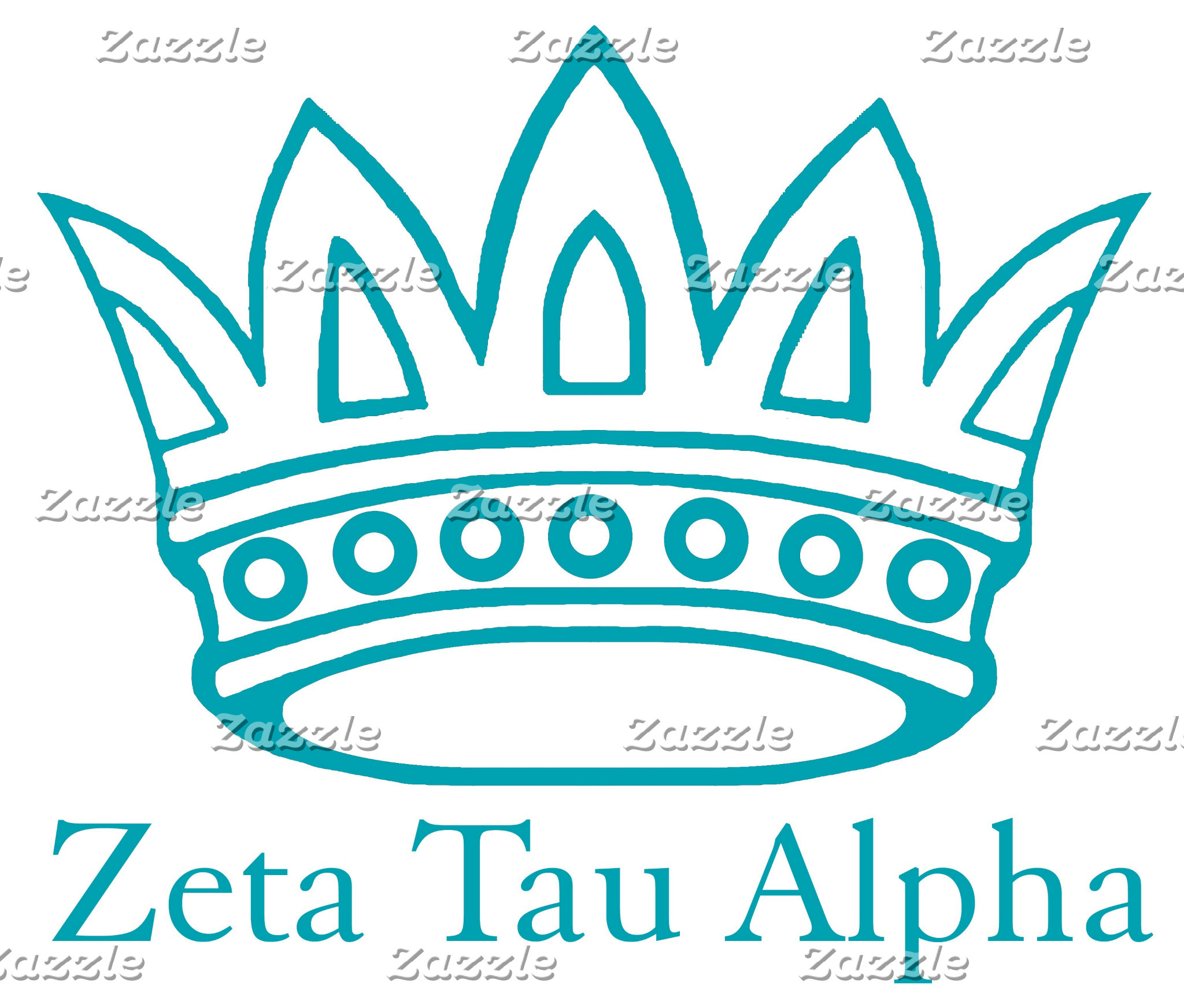 ZTA Crown with ZTA