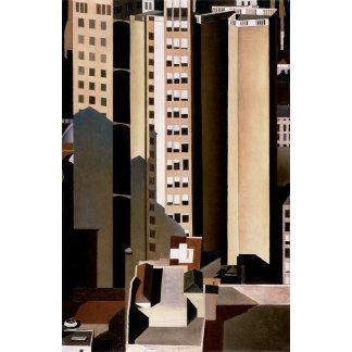 Skyscraper by Charles Sheeler