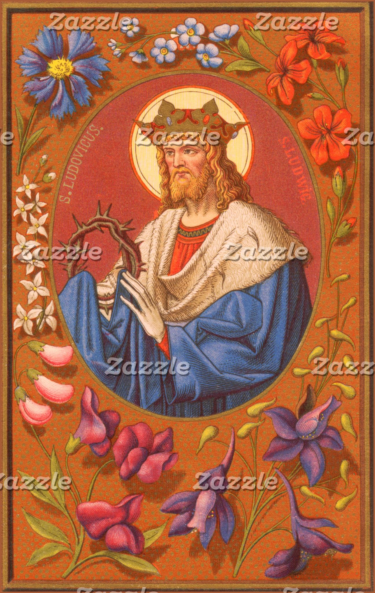 Louis IX the King (PM 05), Saint