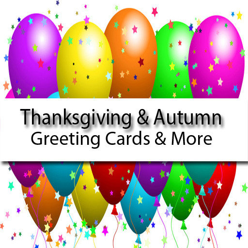 Thanksgiving & Autum Greeting Cards and more