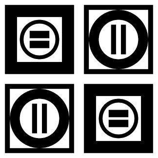 Equal Sign Patterns