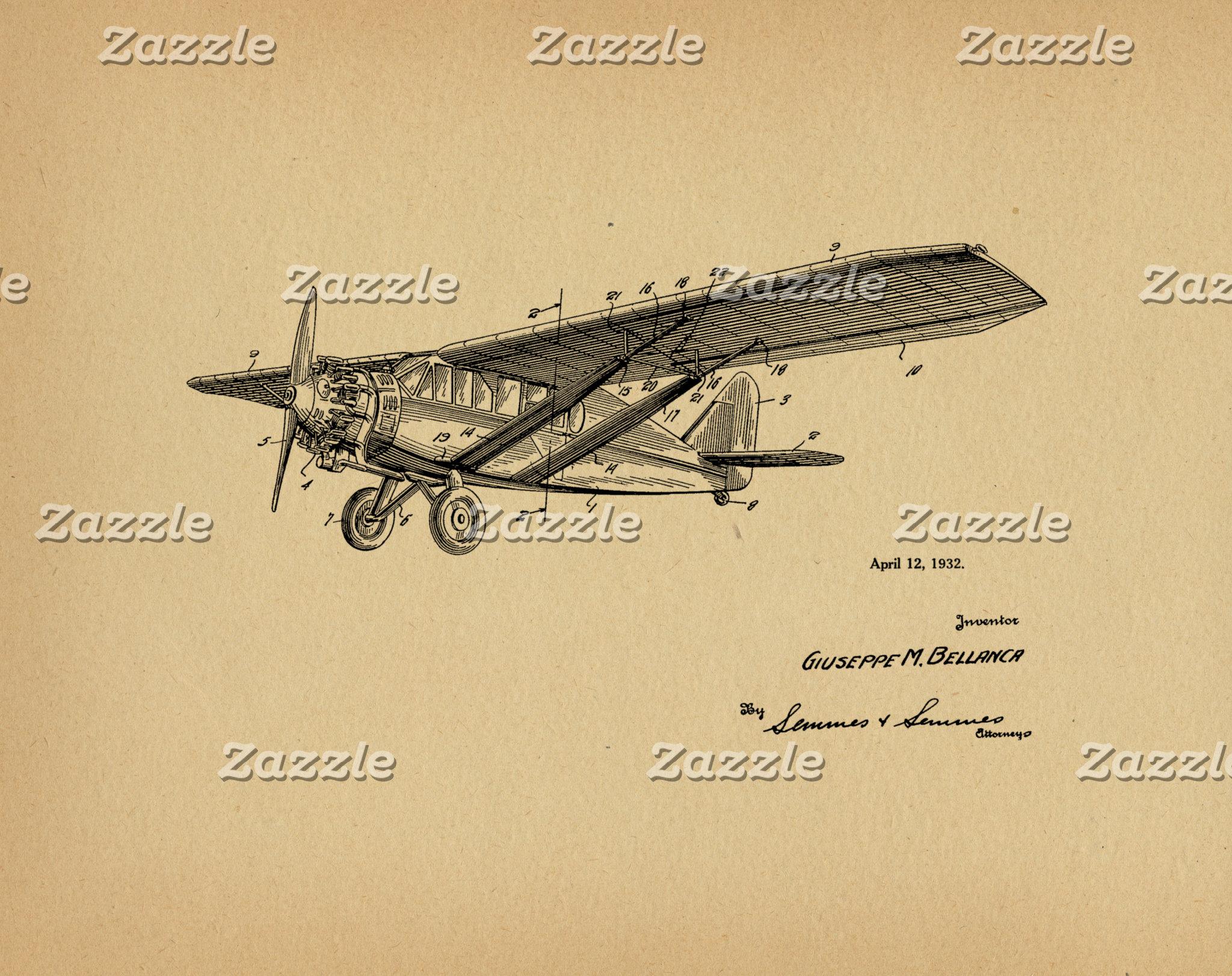 U.S. Patent Prints