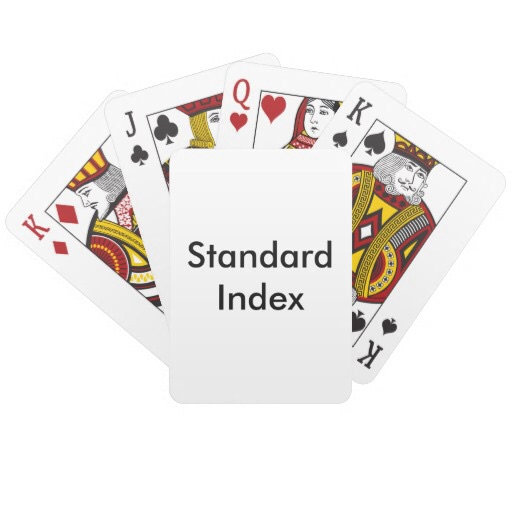 Poker Standard Index
