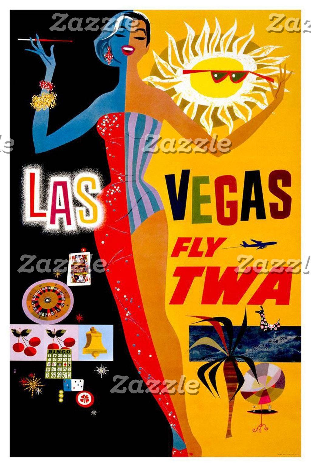 Vintage Poster Art