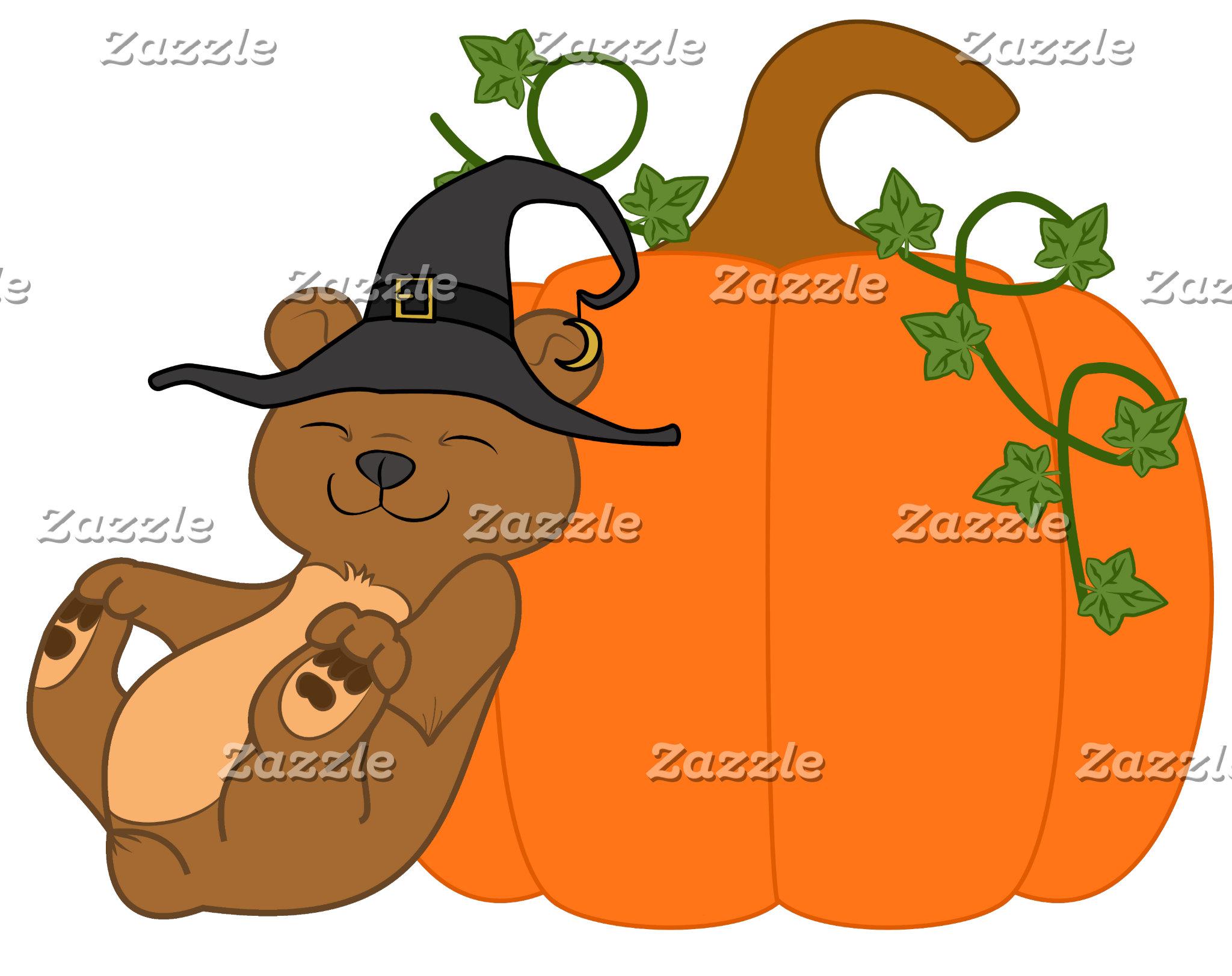 Halloween Bears