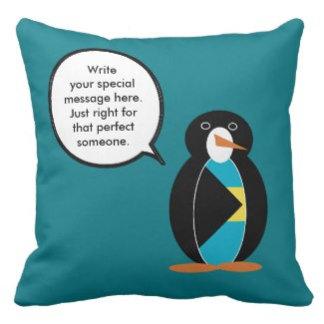 Bahamian Talking Penguin