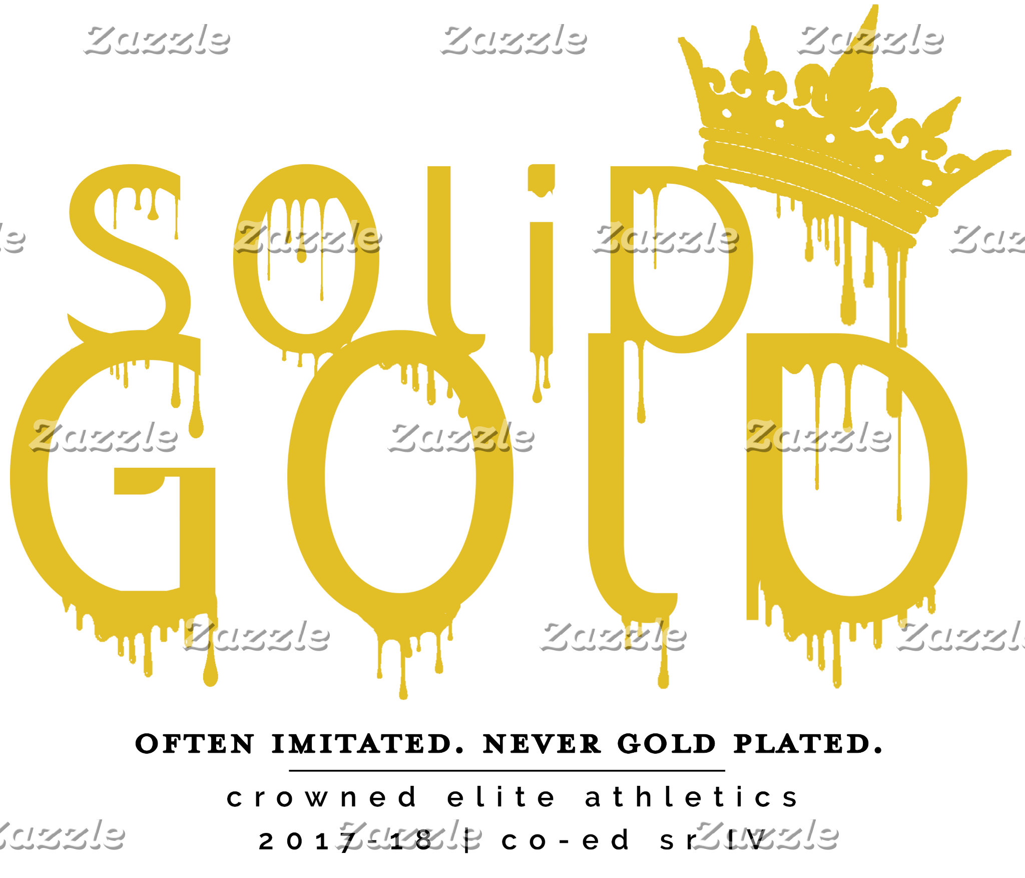 SOLID GOLD: COED SR IV