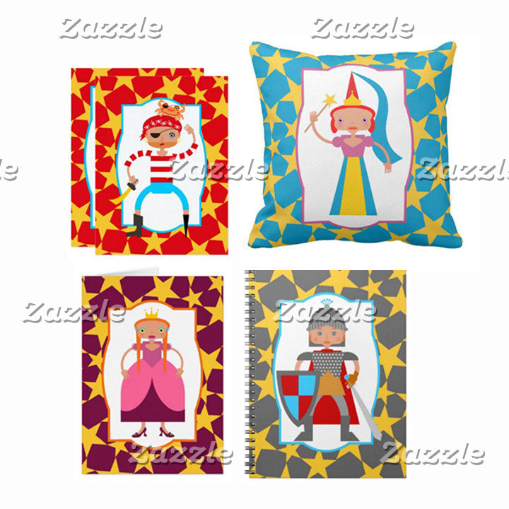 Fairy Tales & Stars Kids Birthday Party and Gifts