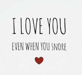 Funny love declarations