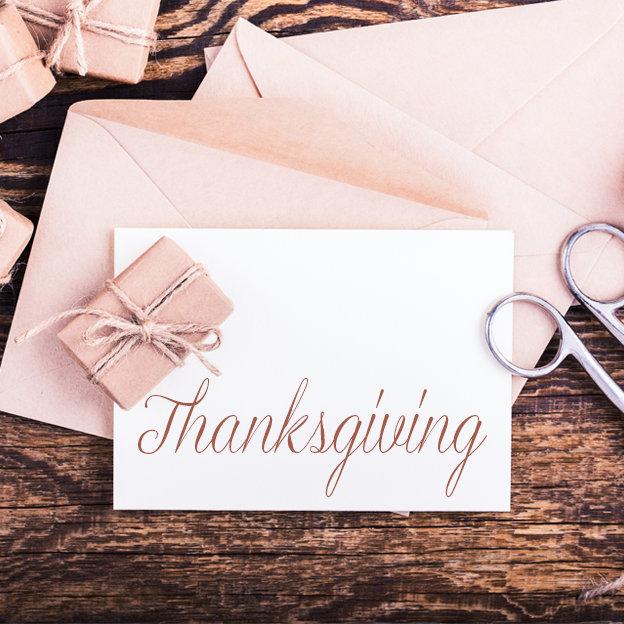 THANKSGIVING/AUTUMN