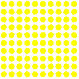 ☼ Sunshine Pattern ☼
