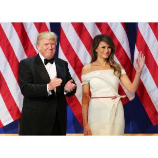 Donald Trump's Inauguration Day