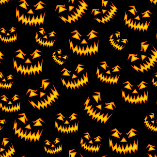 Scary Halloween Faces