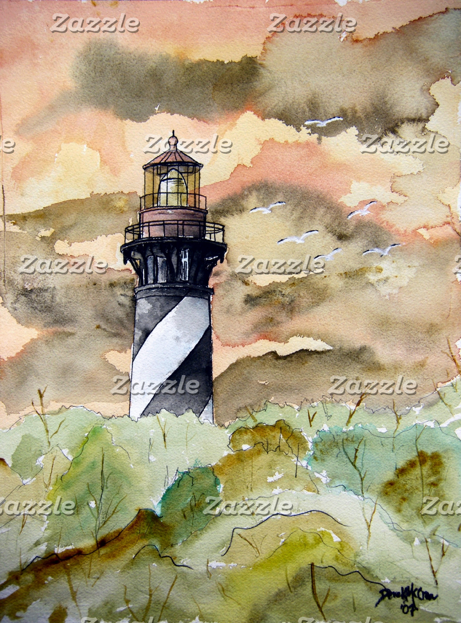 Lighthouse Post Cards