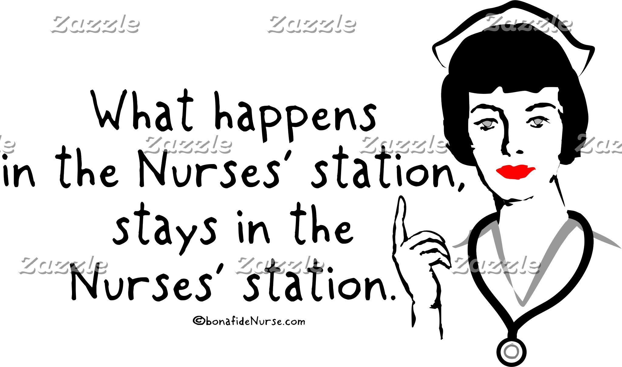 What Happens in the Nurses Station