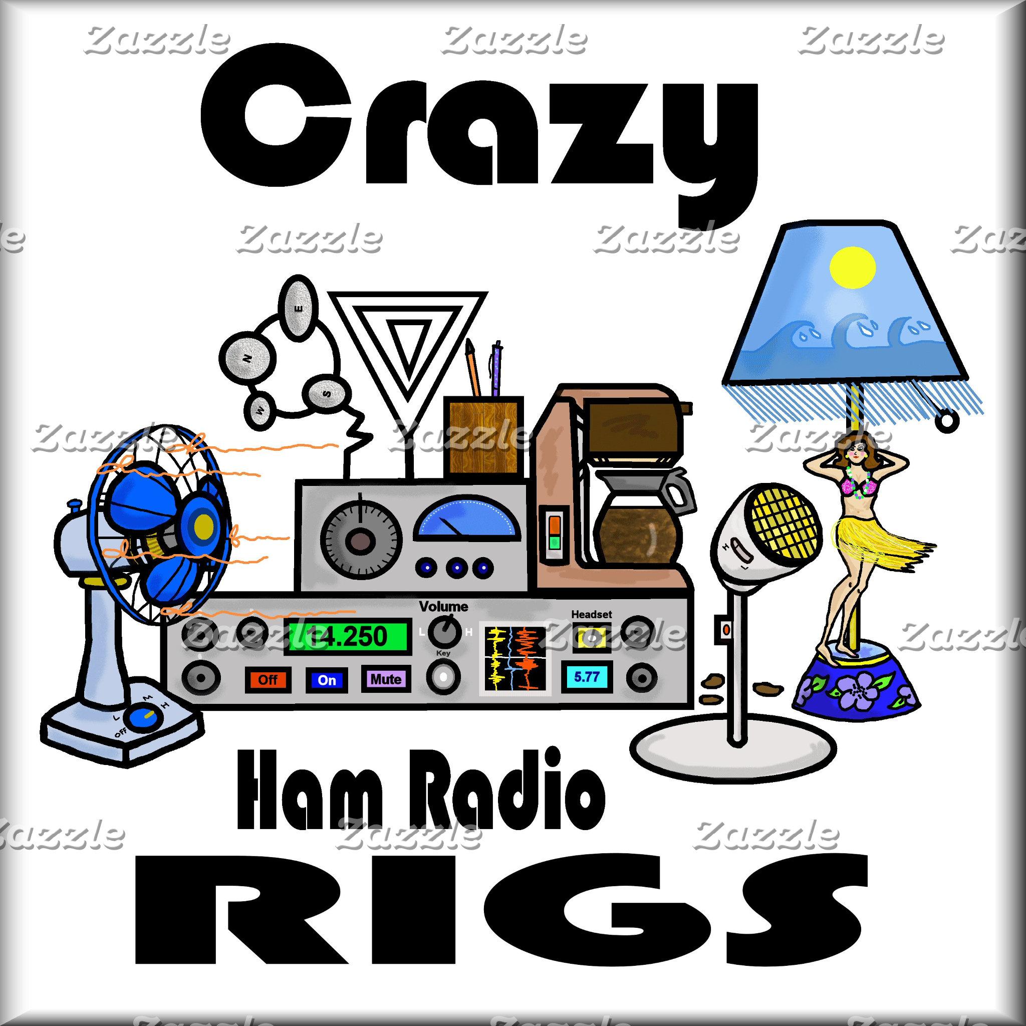 HAM RADIO RIGS