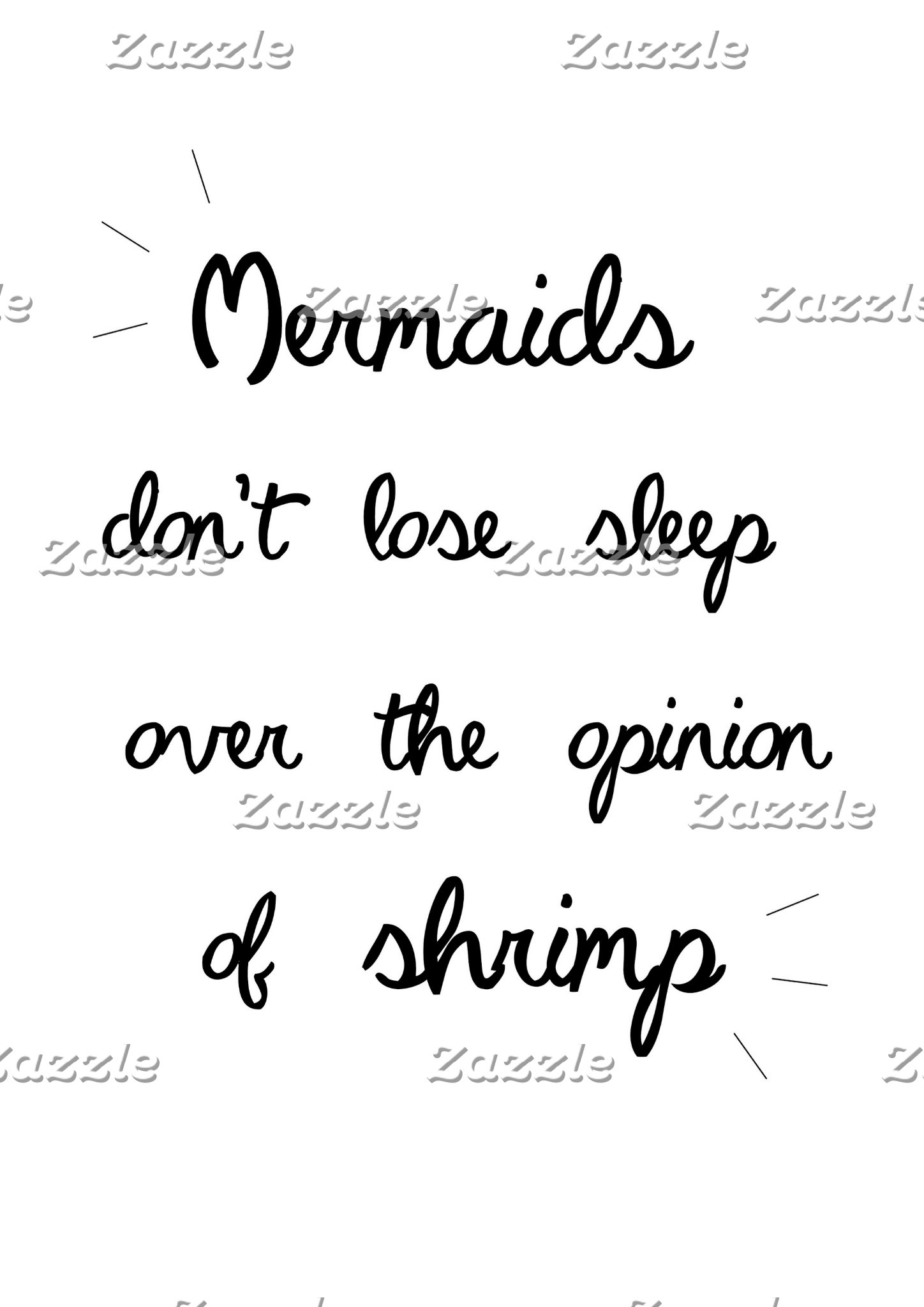 Mermaid Life Quote