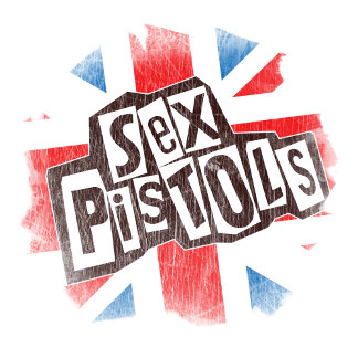 Sex Pistols Union Jack Logo