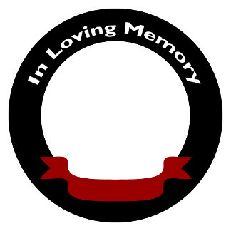 Black In Loving Memory