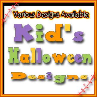 Kid's Halloween Designs