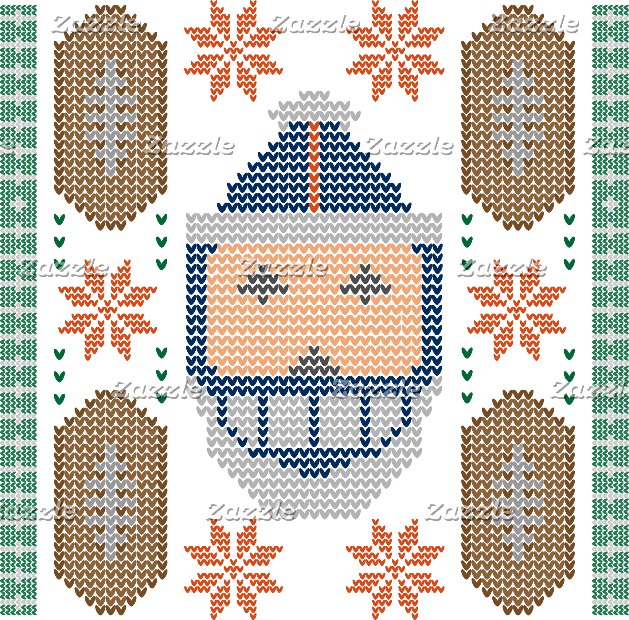 Santa Football Ugly Christmas Sweater Gifts