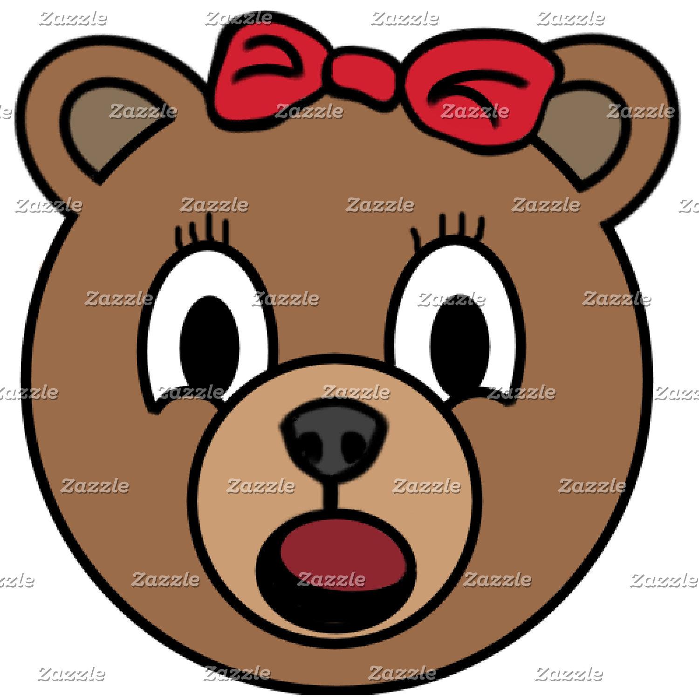 Girl Bears