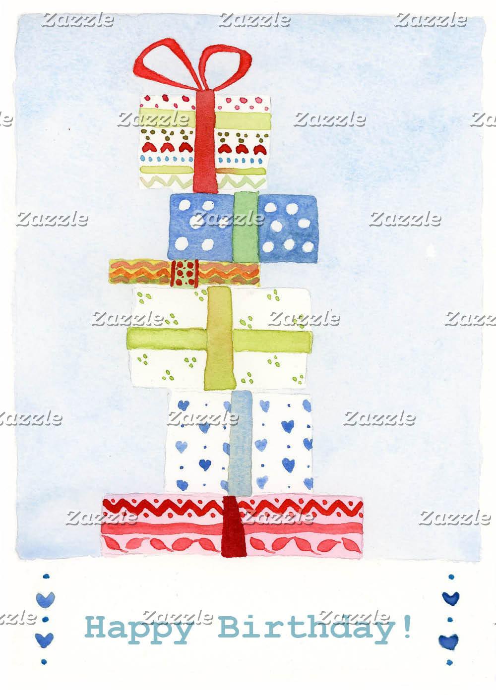 Cards - Birthday Cards