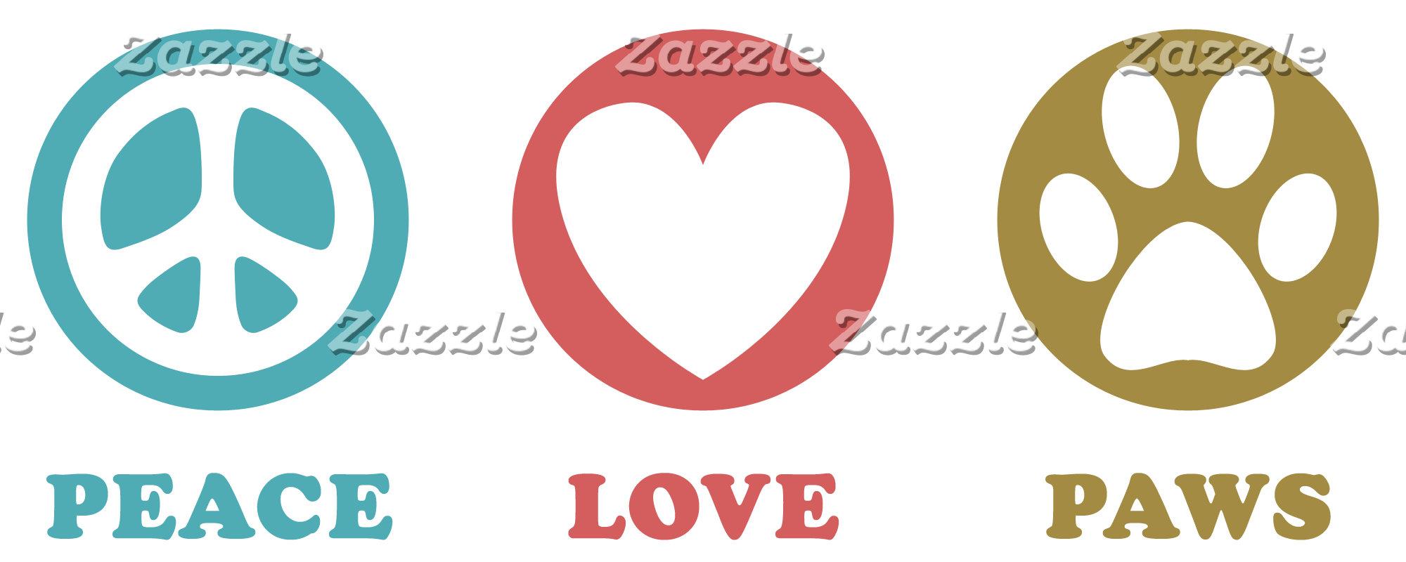 Peace Love Paws