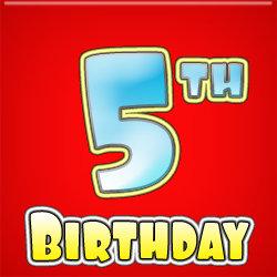 - 5th Birthday