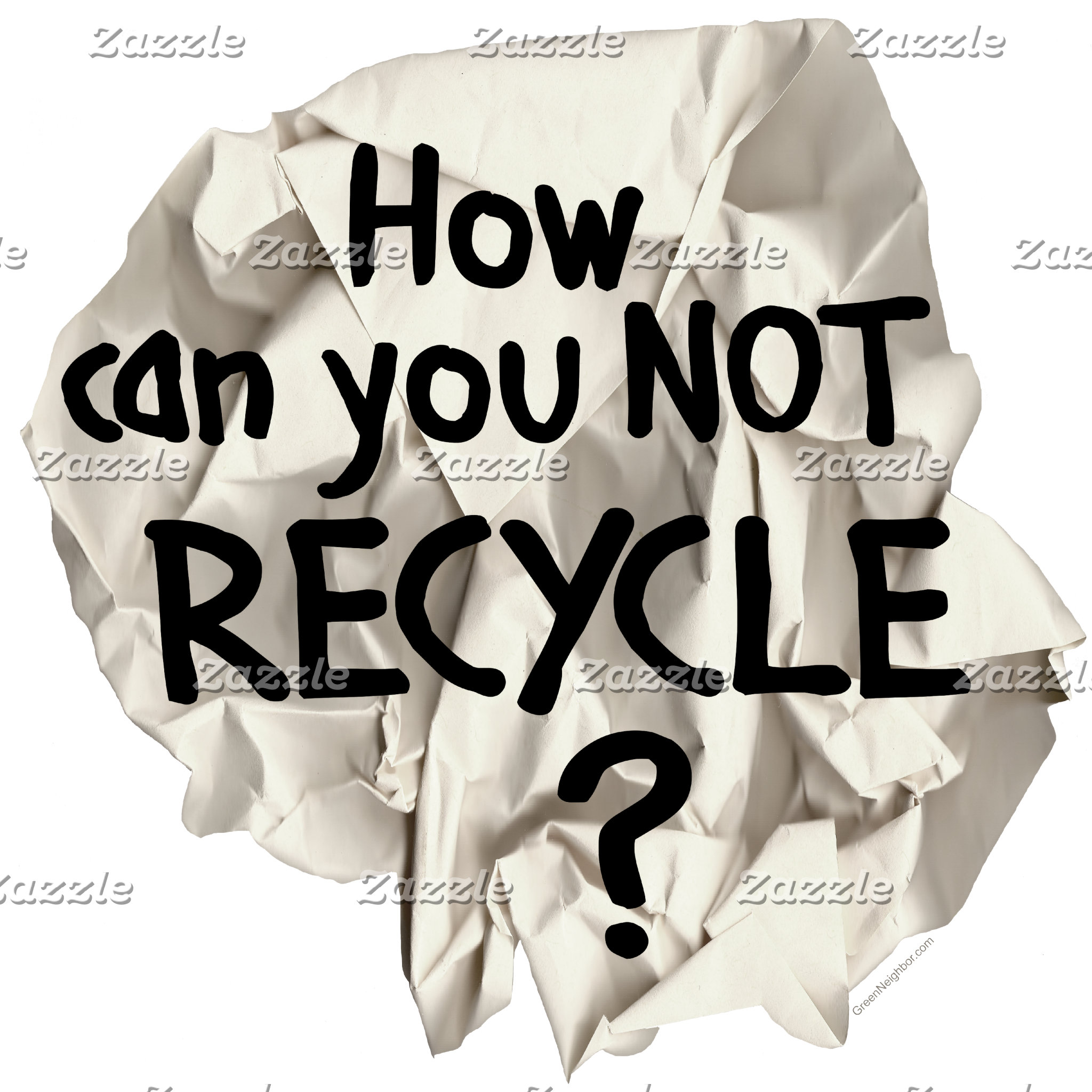 Not Recycle?