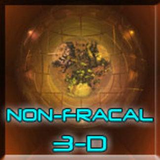 *Non-Fractal 3-D*