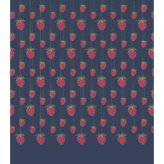 Hanging Strawberries