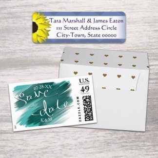 Mail, Address Labels & Postage