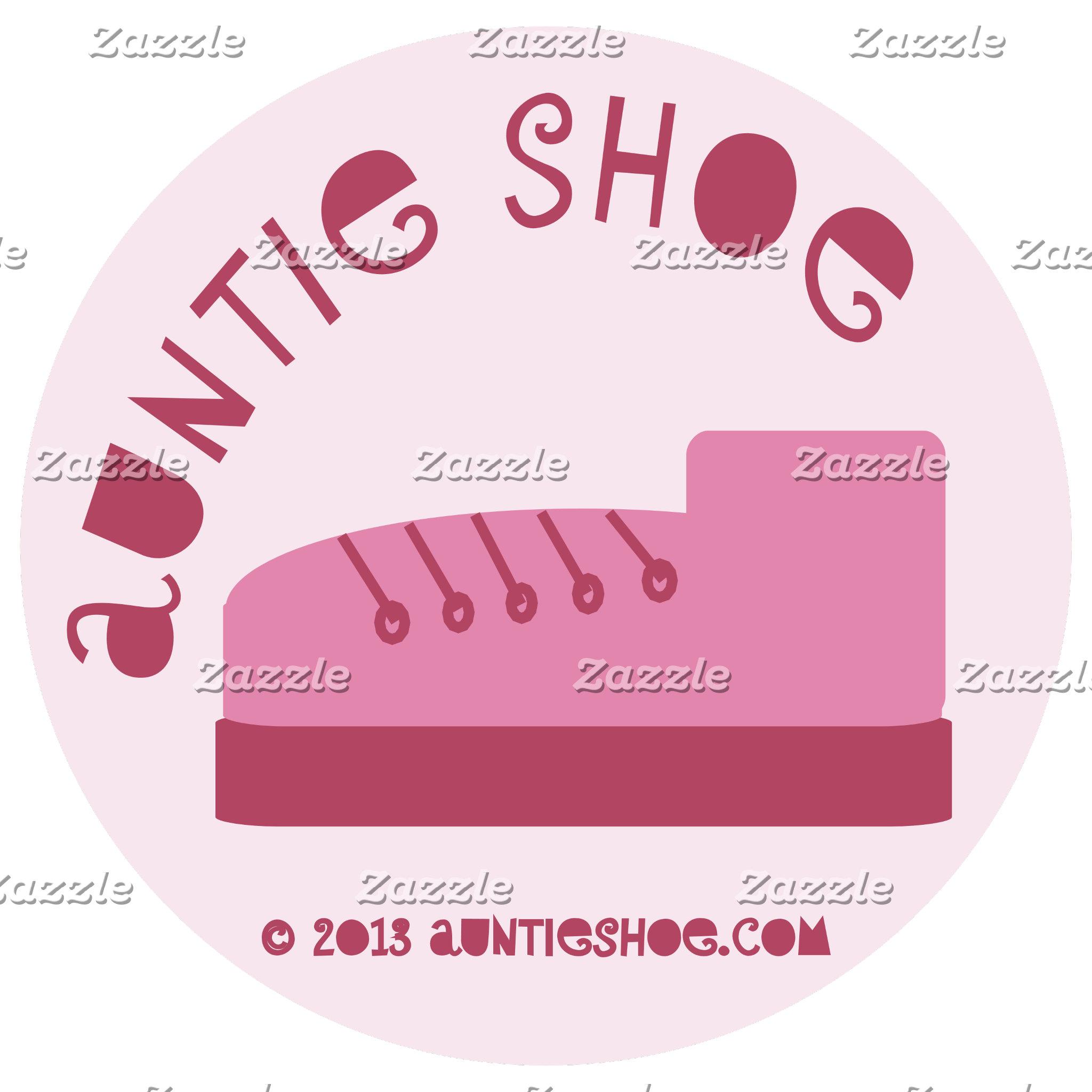 Auntie Shoe's Logo