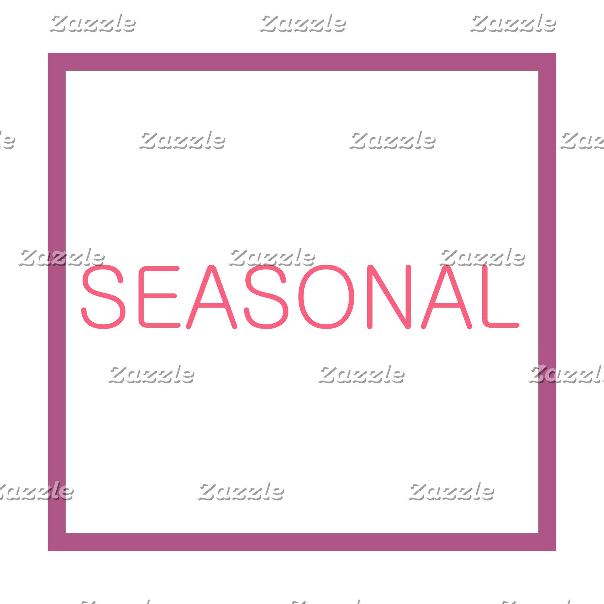 Seasonal Designs