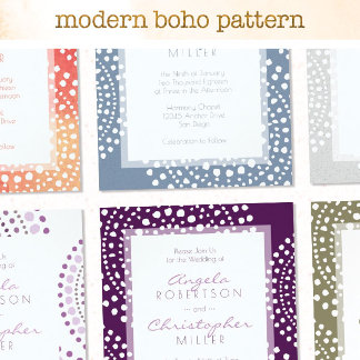 Modern Boho Pattern