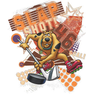 "Scooby Doo ""Slap Shot""2"